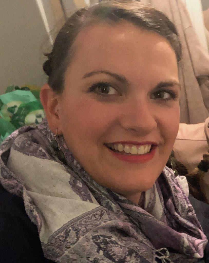 Porträtfoto von Dr. Lea Schulz