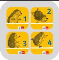 """Apps """"Blitzrechnen 1 bis 4"""", Quelle: Ernst Klett Verlag (2020)"""