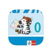 App-Logo Zebra Schreibtafel