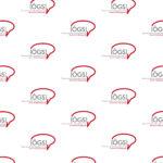 zur Visualisierung: Es ist mehrfach das Logo der Österreichischen Gesellschaft für Sprachheilpädagogik zu sehen